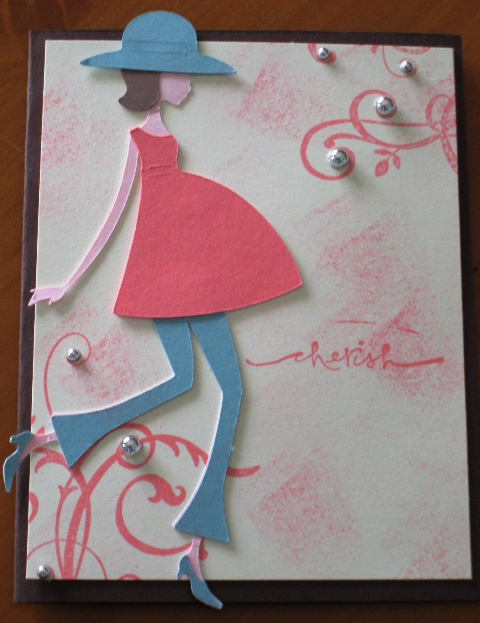 Jenns Scrappin And Stampin Corner Happy Baby Shower